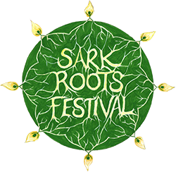 Sark Roots Festival logo